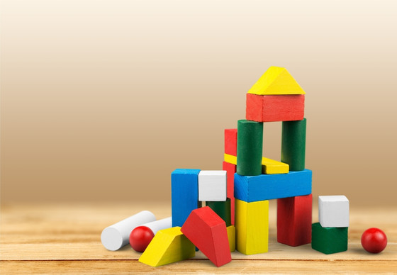 Easy Ways to Make Toys Out of Wood Blocks