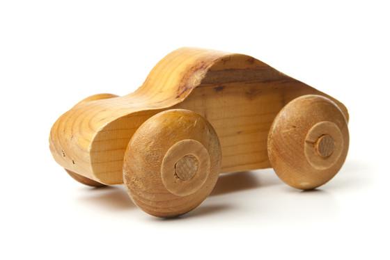 Making a Toy Wood Car