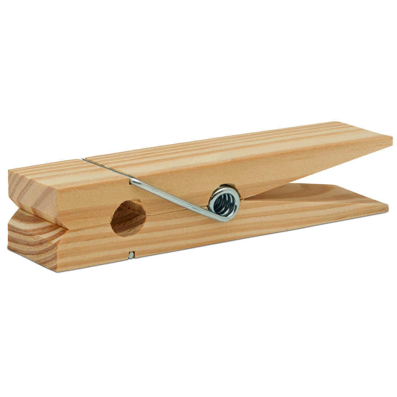 Wood Clothespins