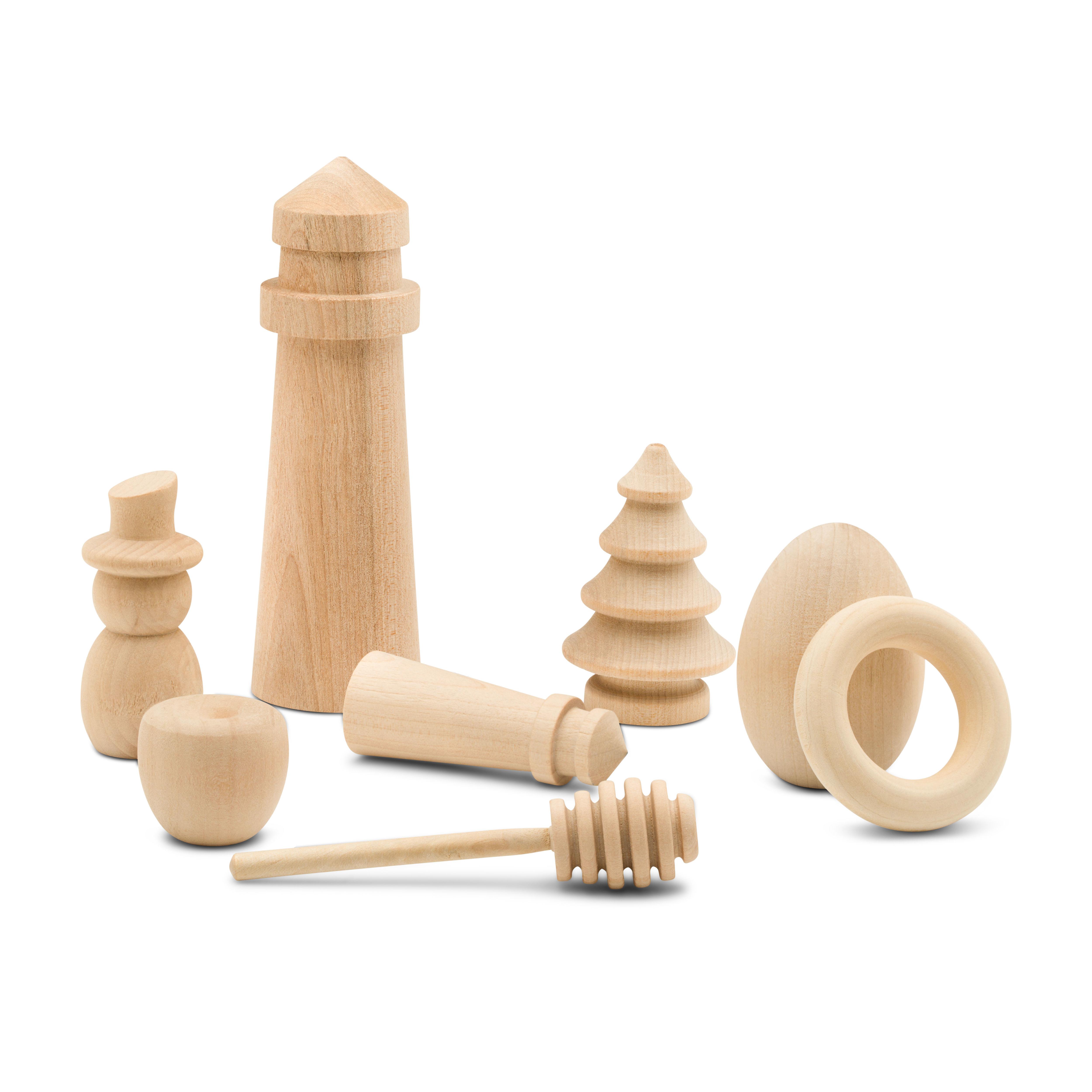 Wood Turnings