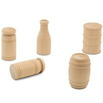 Mini Wooden Cargo