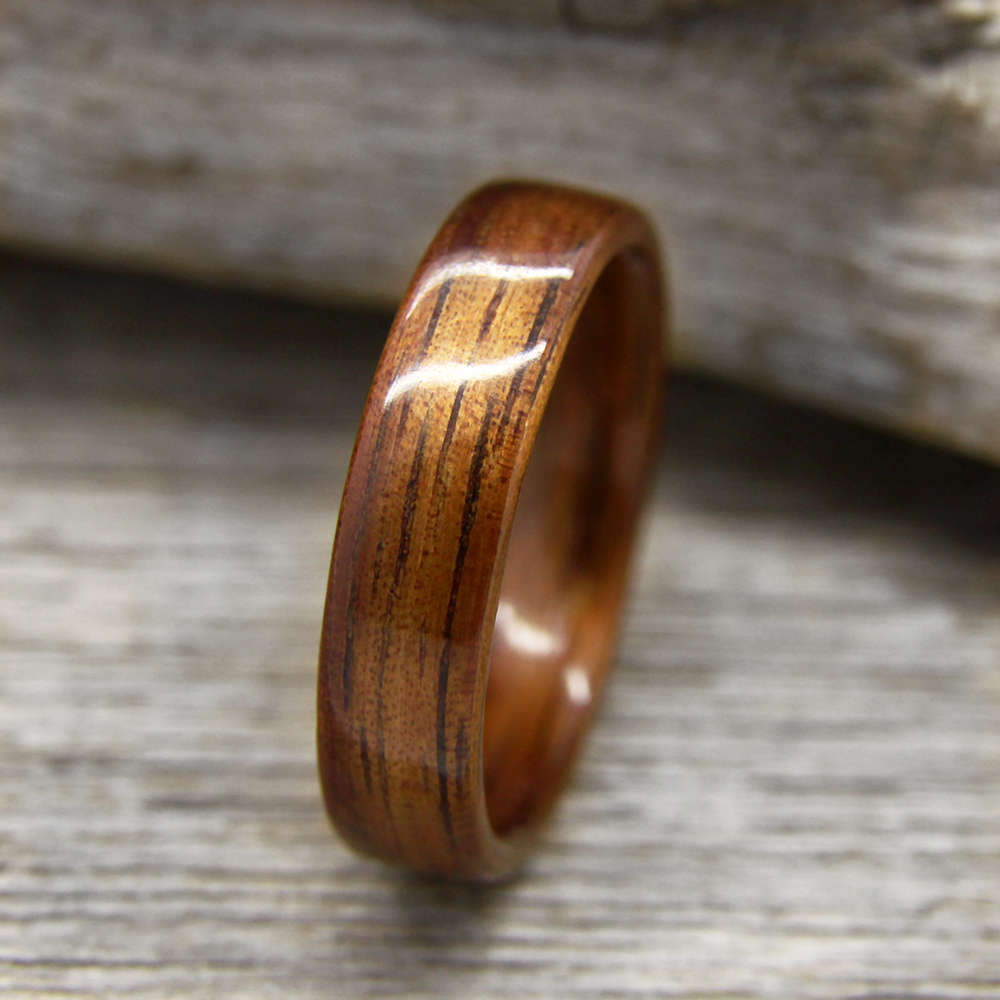 A Brief Look at Bentwood Rings