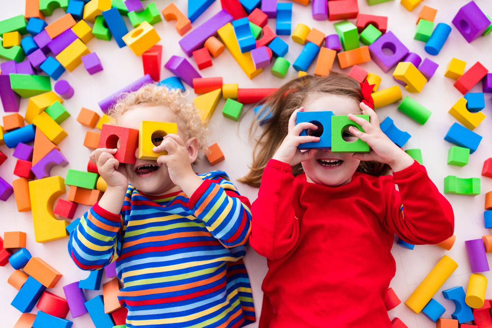 Cognitive Benefits of Wooden Toys and Wood Blocks for Children