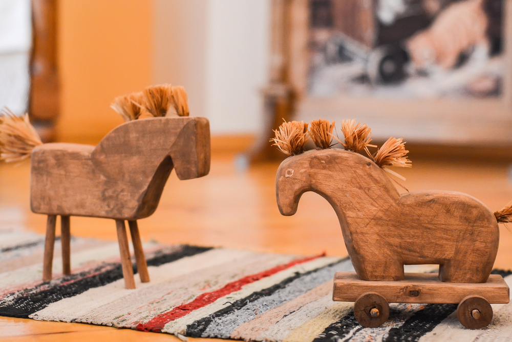 How to Maintain Antique Wooden Toys by Preservation and Restoration Methods