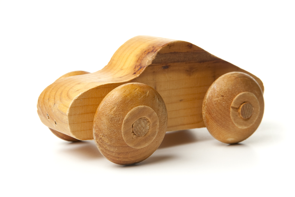 Making a Toy Wood Car