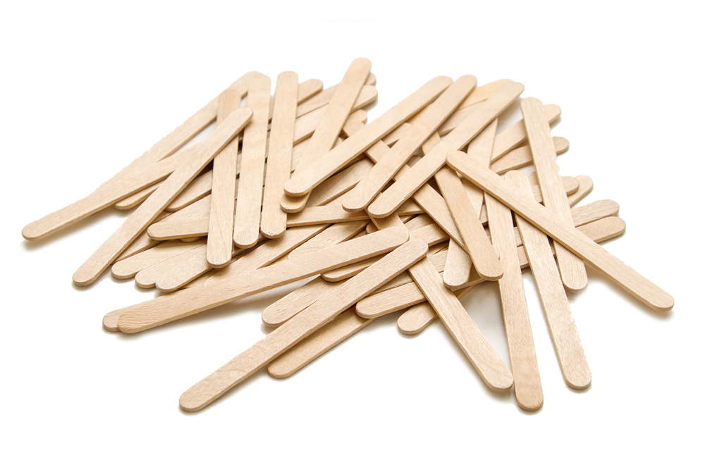 Making Woodcraft Items for Kids with Popsicle Sticks