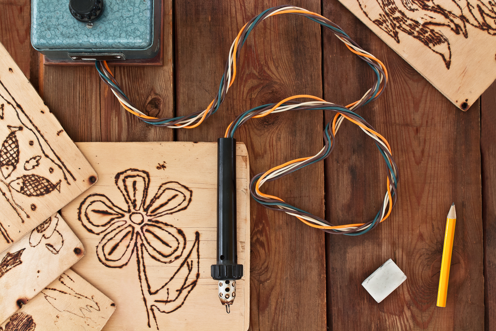 An Overview of Pyrography and the Wood Burning Tools Used