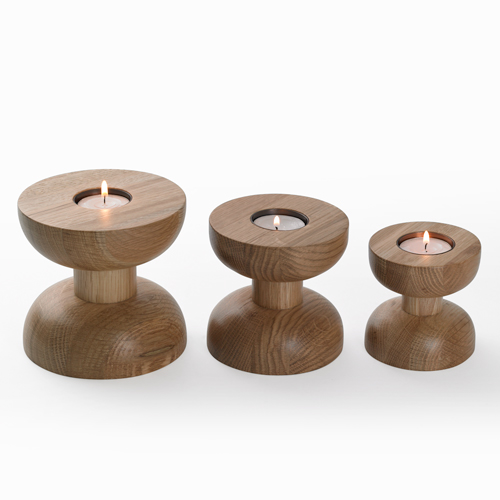 Removing Wax from a Wooden Candle Holder
