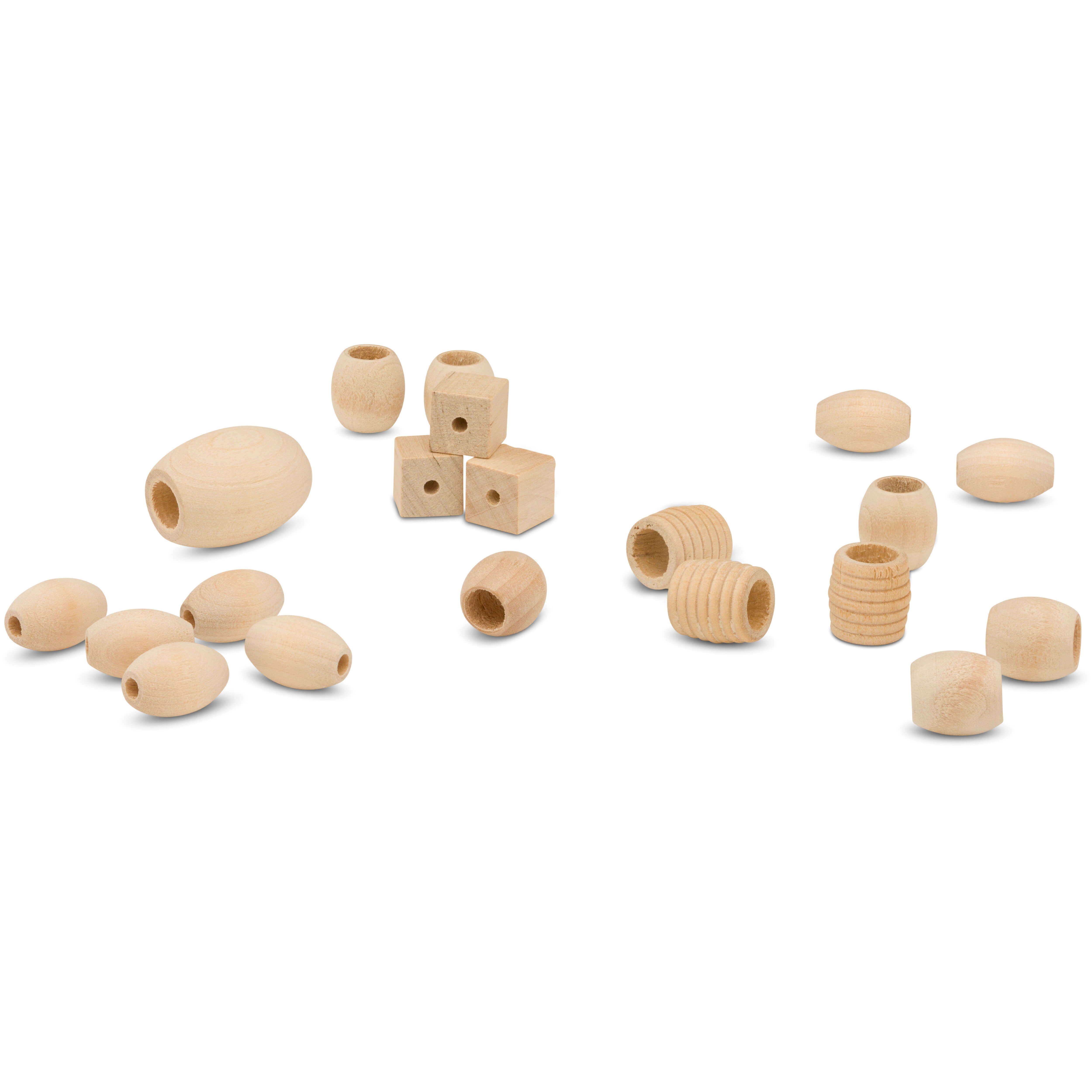 Wooden Specialty Beads