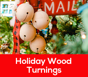 Holiday Wood Turnings