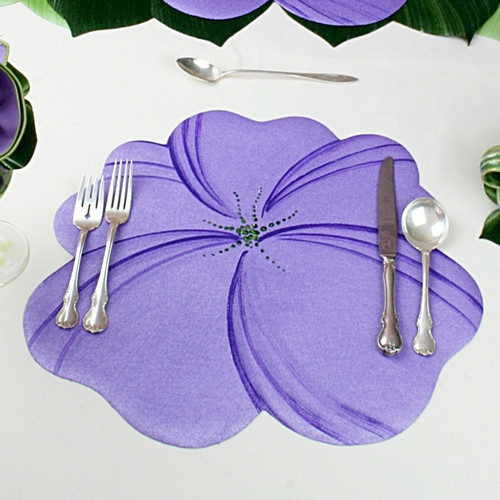 Buttercup Placemat - Lilac