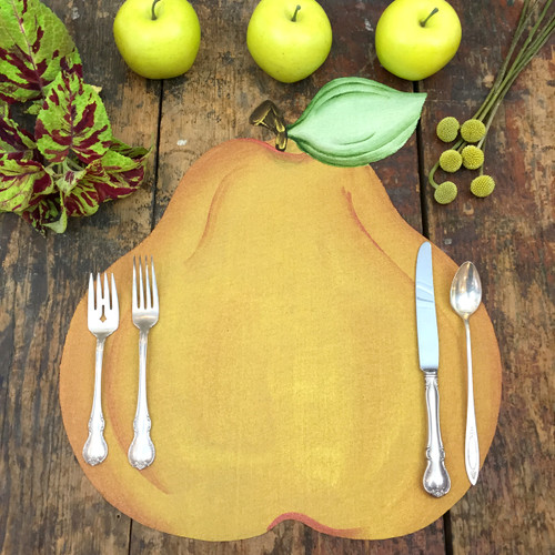 Golden Pear Placemat