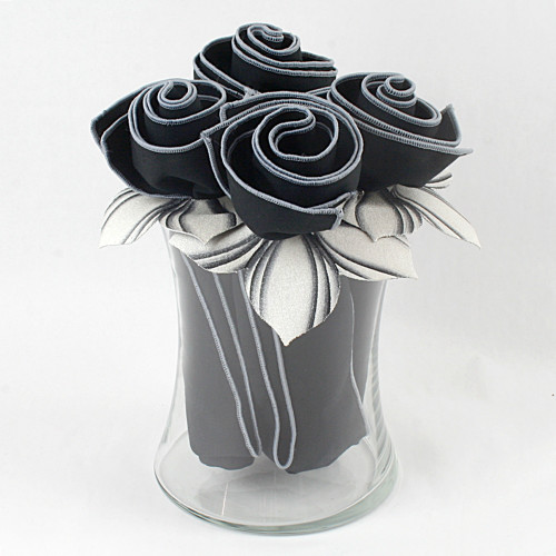 The Lights Out! Napkin Bouquet