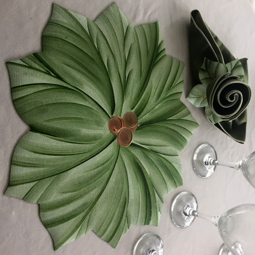 Tropical Treetop Placemat