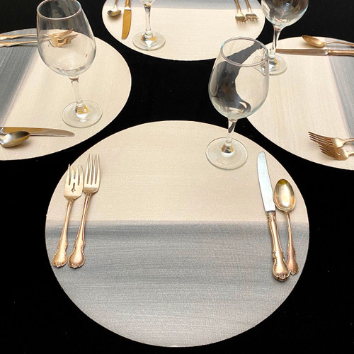 Calming set of 4 for beautifully balanced meals.