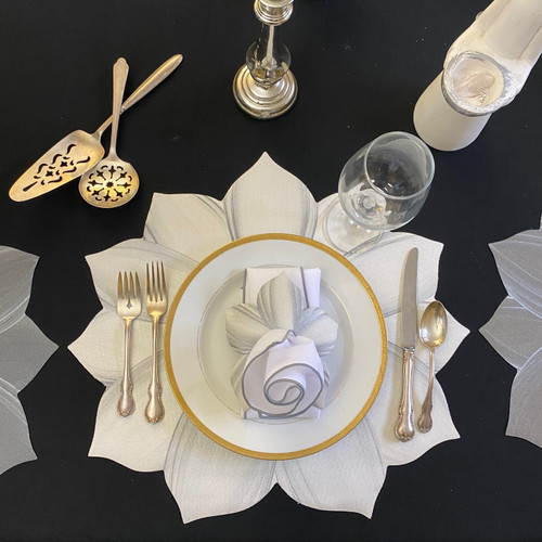 Placemat and Napkin & Ring Set