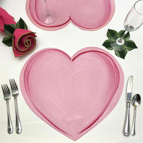 Choose one for each love at the table, or set as a centerpiece. To add the pink/honeydew napkins, shop NAPKINS.