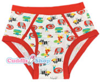 New! Cuddlz Launches Cartoon Underpants