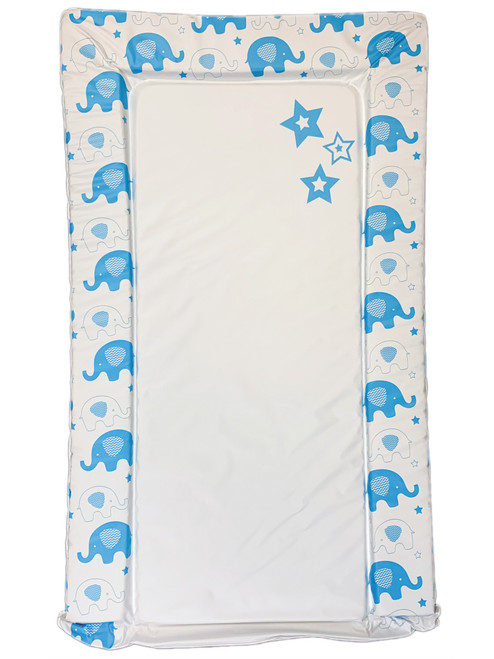 First Steps Padded Baby Changing Mat Choice of Blue Green or Pink ABDL