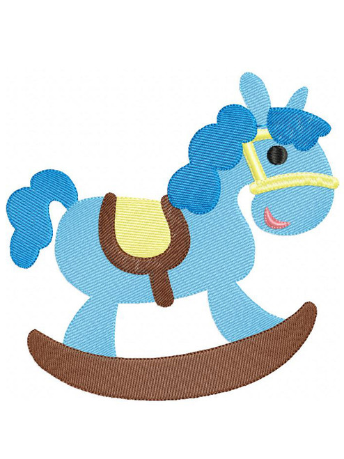 Rocking Horse ABDL Clothing Personalisation for Adult Babies