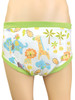 Cuddlz Safari Pattern Padded Pull Up Cotton Training Pants for adults ABDL Adult Baby Diaper lovers Fetish