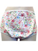 Butterfly print plastic pants for adults