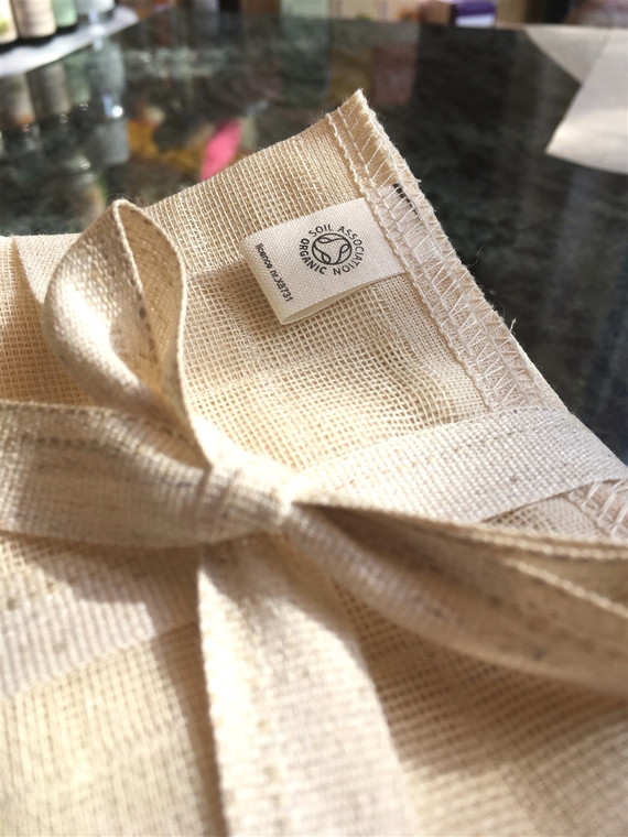 Organic Cotton Face Cloth