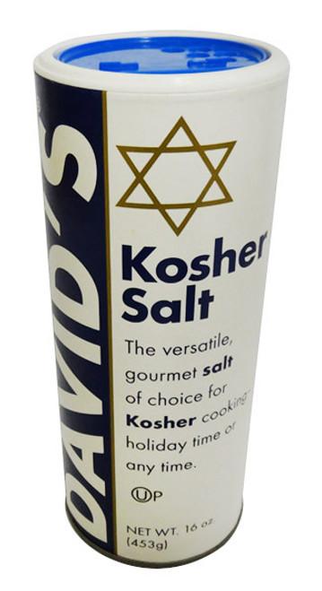 Davids Kosher Salt (453g)