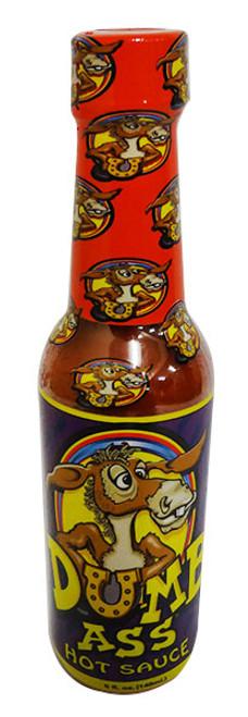 Ass Kickin Hot Sauce - Dumb Ass (148ml Bottle)