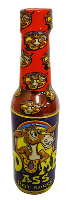 Ass Kickin Hot Sauce - Dumb Ass, by Southwest Specialty Food Inc,  and more Snack Foods at The Professors Online Lolly Shop. (Image Number :16735)