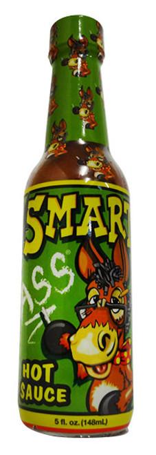Ass Kickin Hot Sauce - Smart Ass (148ml Bottle)