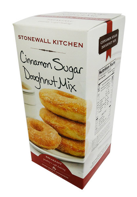 Stonewall Kitchen - Cinnamon Sugar Donut Mix and more Snack Foods at The Professors Online Lolly Shop. (Image Number :16708)