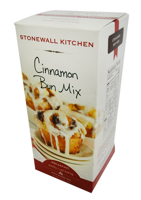 Stonewall Kitchen - Cinnamon Bun Mix (556g Box)