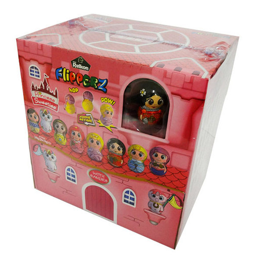 Flipperz - Princess Lucky Dip ( 24 x 10g in a display box)