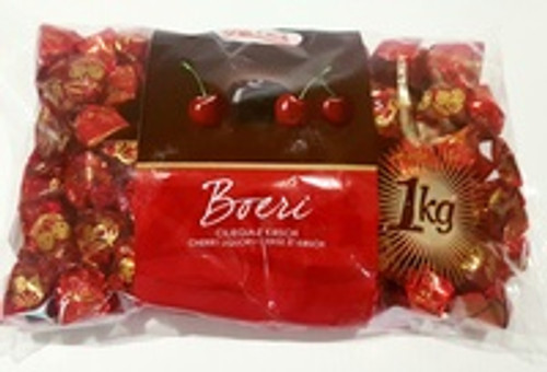 Zaini Boero Cherry Liqueurs and more Confectionery at The Professors Online Lolly Shop. (Image Number :16786)