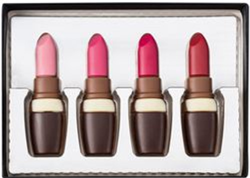 Weibler Confiserie Gift Box - Lipstick, by weibler confiserie,  and more Confectionery at The Professors Online Lolly Shop. (Image Number :16813)