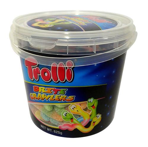Trolli Britecrawler Bucket (625g tub)