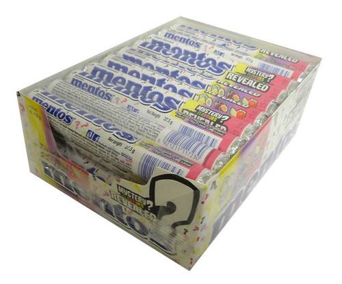 Mentos - Mystery at The Professors Online Lolly Shop. (Image Number :17127)