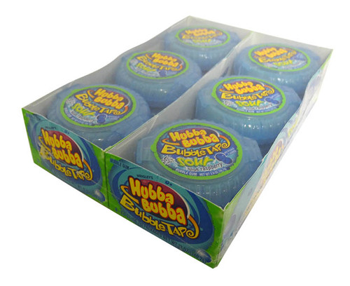 Hubba Bubba Bubble Tape - USA at The Professors Online Lolly Shop. (Image Number :17113)
