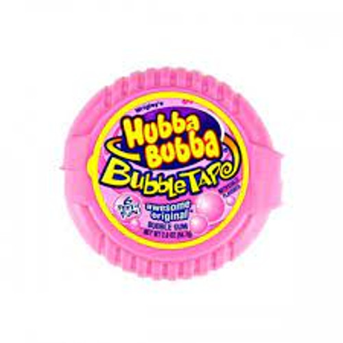 Hubba Bubba Bubble Tape - USA at The Professors Online Lolly Shop. (Image Number :16989)