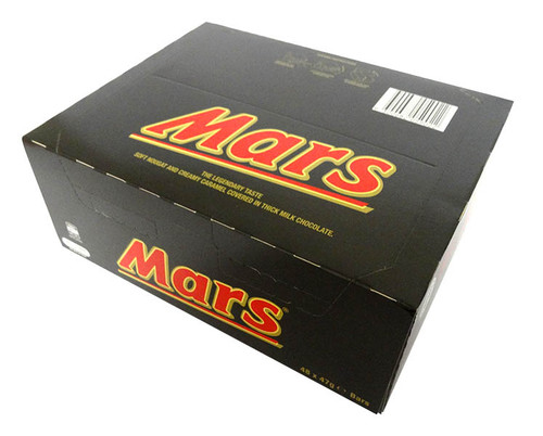 Mars Bar, by Mars,  and more Confectionery at The Professors Online Lolly Shop. (Image Number :17126)