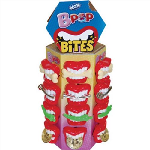 Bpop Bites Pacifiers (24 x 15g display tower)