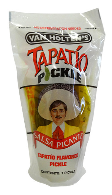 Van Holtens Pickle-in-a-Pouch - Tapatio