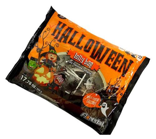 Halloween Tongue Tattoo Lollipop bag (504g bag - approx 62 lollipops)