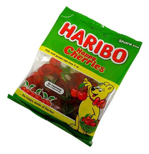 Haribo - Happy Cherries (14 x 140g bags )