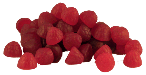 Allens Ripe Raspberries, by Allens Confectionery,  and more Confectionery at The Professors Online Lolly Shop. (Image Number :1904)