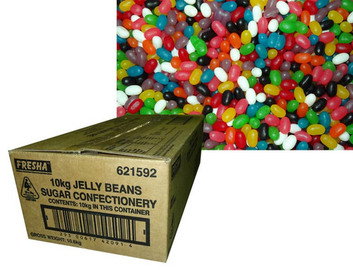 Cadbury Fresha Jelly Beans, by Cadbury/Cadbury Fresha,  and more Confectionery at The Professors Online Lolly Shop. (Image Number :6555)