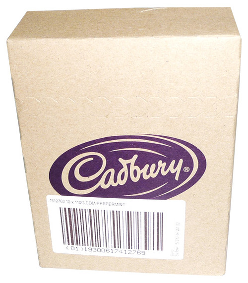 Cadbury Peppermint Block, by Cadbury,  and more Confectionery at The Professors Online Lolly Shop. (Image Number :4209)