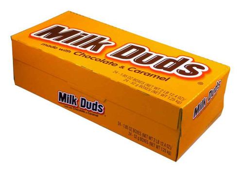 Hersheys Milk Duds, by Hersheys,  and more Confectionery at The Professors Online Lolly Shop. (Image Number :2012)
