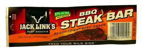 Jack Links BBQ Steak Bar, by Jack Links,  and more Snack Foods at The Professors Online Lolly Shop. (Image Number :2020)